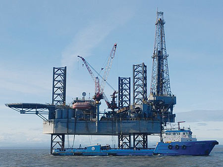 Tale of Two Rigs: Cook Inlet Jack-Up Rig Briefing